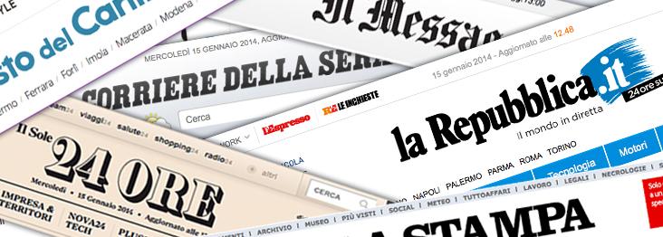 Francesco Caputo Nassetti - Articoli online